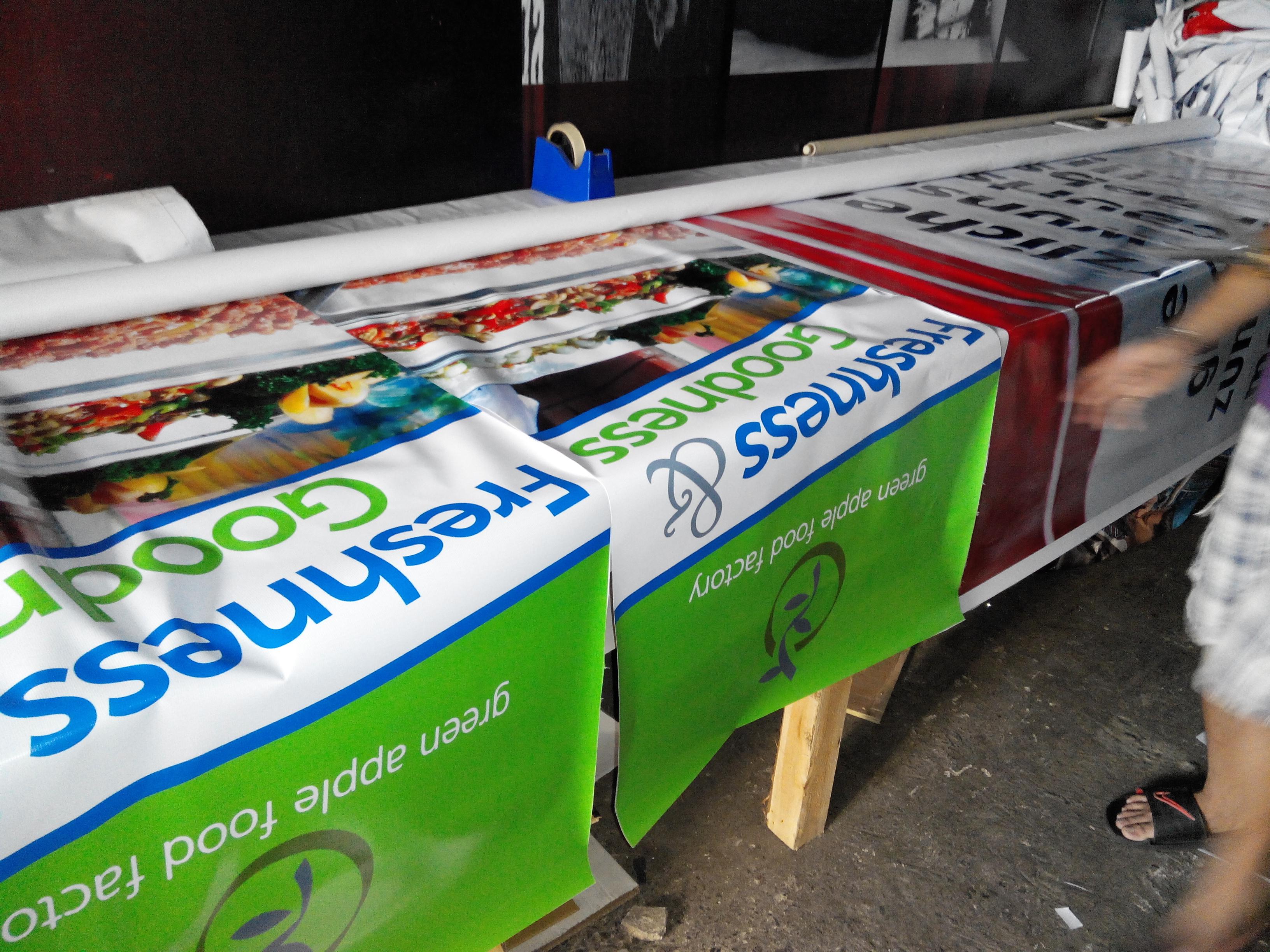 Car sticker maker in the philippines - Tarpaulin Printing