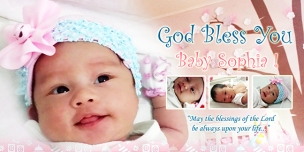 BabyPia-Baptismal
