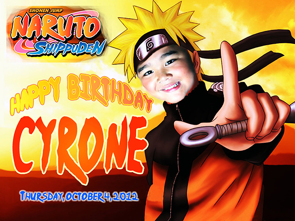 Cyrone Bday Creative Design Makati