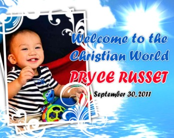 Pryce_Baptism