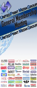 UPMG-Standee