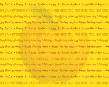 AppleBday_backdrop_photobooth