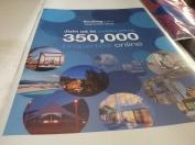 Booking.com Poster - Digital Photopaper Printing