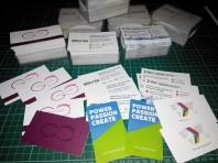 Aestrea, GO, GDG - Business Card Printing