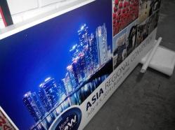 Kyani - Mock-Up Poster - Sticker on Sintra Board