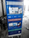 Tarpaulin Printing with Roll-Up Stand
